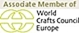 Associate member of the World Crafts Council Europe