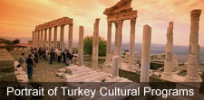 Portrait of Turkey Cultural Programs