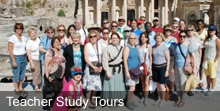 Teacher Study Tours