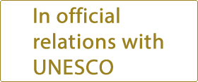 In official relations with UNESCO